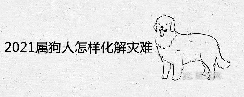 2021属狗人怎样化解灾难 是不是很倒霉