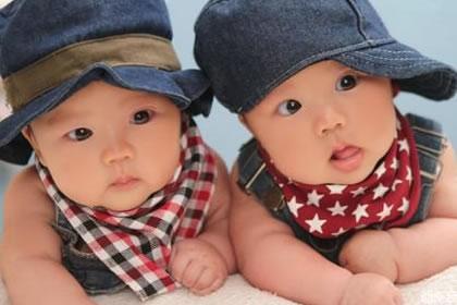 推荐使用的2组林姓双胞胎男孩名字